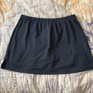 Bolle Sport Black Golf Skirt, Tennis Skirt, Skort